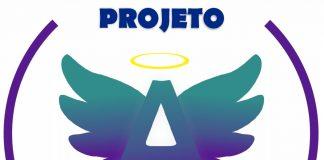 Logotipo do Projeto Sou Anjo na Vida de Alguém